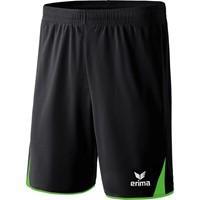 Erima 5-cubes Short - Green / Zwart