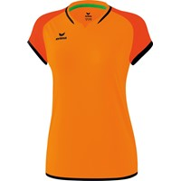 Erima Zenari 3.0 Volleybalshirt Dames - Oranje / Mandarine / Zwart