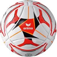 Erima Senzor Ambition (5) Trainingsbal - Wit / Rood / Oranje