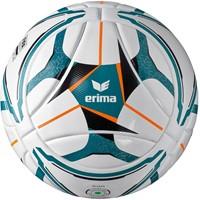Erima Senzor Ambition (4) Trainingsbal - Wit / Petrol / Oranje