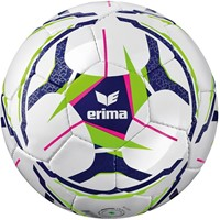Erima Senzor Allround Lite 350 (4) Trainingsbal - Wit / Marine / Green Gecco