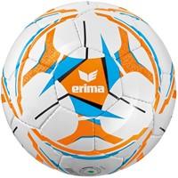 Erima Senzor Allround Lite 290 (3) Trainingsbal - Wit / Neon Oranje / Curacao