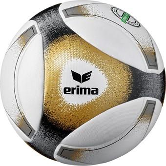 Picture of Erima Hybrid Match Wedstrijdbal - Zwart / Goud