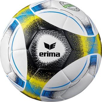 Picture of Erima Hybrid Lite 350 (4) Lightbal - Wit / Blauw / Zwart / Geel