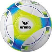 Erima Hybrid Lite 290 (4) Lightbal - Wit / Neongeel / Blauw