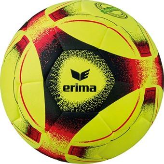 Picture of Erima Hybrid Indoor (4) Voetbal - Geel / Rood / Zwart
