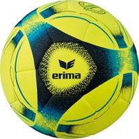 Erima Hybrid Indoor (5) Voetbal - Geel / Blauw / Zwart