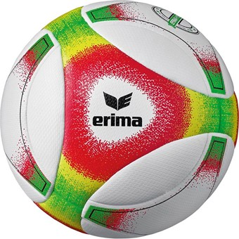 Picture of Erima Hybrid Futsal (350 G) Voetbal - Wit / Rood / Geel / Green