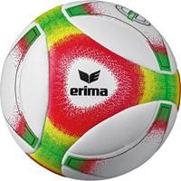 Erima Hybrid Futsal (350 G) Voetbal - Wit / Rood / Geel / Green