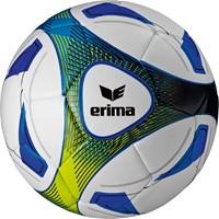 Erima Hybrid Training (5) Trainingsbal - Wit / Royal / Lime