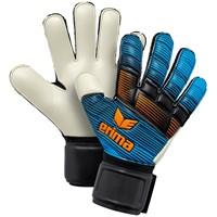 Erima Skinator Training Rf Keepershandschoenen - Curacao / Neon Oranje / Zwart