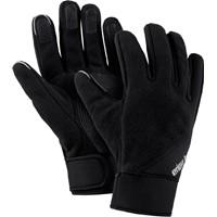 Erima Sports Glove - Zwart / Zilver
