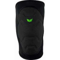 Erima Kniebeschermers - Zwart / Green