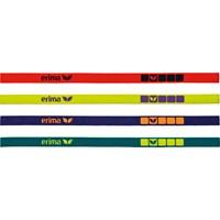 Erima Style Series Haarband - Rood / Geel / Paars / Groen