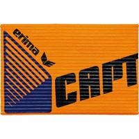 Erima Aanvoerdersband - Neon Oranje / Zwart