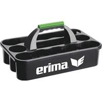 Erima Drinkflessenhouder - Zwart / Wit / Green