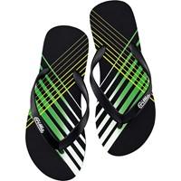 Erima Beach-slipper - Zwart / Green / Wit