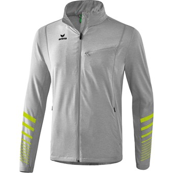 Picture of Erima Race Line 2.0 Loopvest Kinderen - Grey Melange