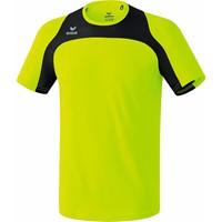 Erima Race Line Running T-shirt - Neongeel / Zwart