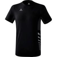 Erima Race Line 2.0 Running T-shirt Kinderen - Zwart