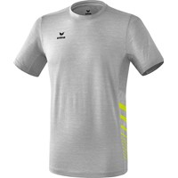 Erima Race Line 2.0 Running T-shirt Kinderen - Grey Melange