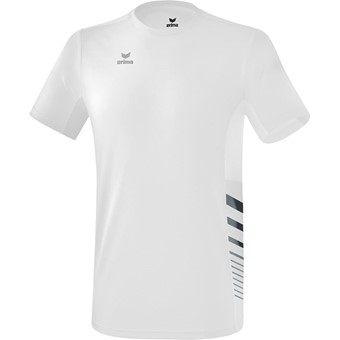 Picture of Erima Race Line 2.0 Running T-shirt Kinderen - New White