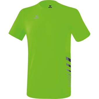Picture of Erima Race Line 2.0 Running T-shirt Kinderen - Green Gecco