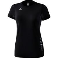Erima Race Line 2.0 Running T-shirt Dames - Zwart