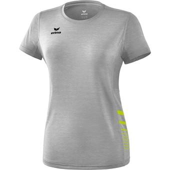 Picture of Erima Race Line 2.0 Running T-shirt Dames - Grey Melange