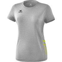 Erima Race Line 2.0 Running T-shirt Dames - Grey Melange