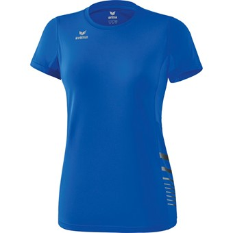 Picture of Erima Race Line 2.0 Running T-shirt Dames - New Royal