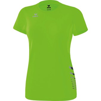 Picture of Erima Race Line 2.0 Running T-shirt Dames - Green Gecco