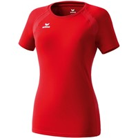 Erima Performance T-shirt Dames - Rood