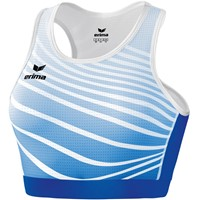 Erima Atletiek Bh Dames - New Royal / Wit