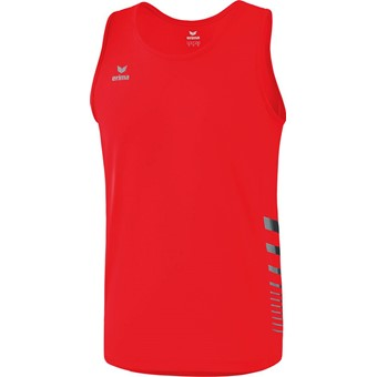 Picture of Erima Race Line 2.0 Running Singlet - Rood