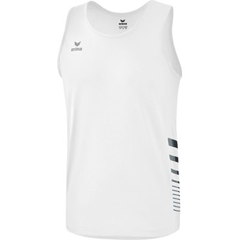 Picture of Erima Race Line 2.0 Running Singlet - New White