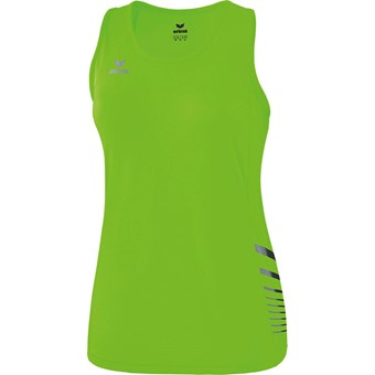 Picture of Erima Race Line 2.0 Running Singlet Dames - Green Gecco