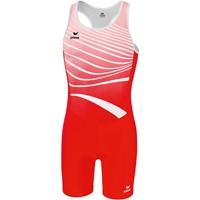 Erima Atletiek Sprintpak - Rood / Wit