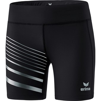 Picture of Erima Race Line 2.0 Short Tight Dames - Zwart