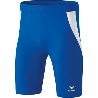 Picture of Erima Atletiek Short Tight - Royal / Wit