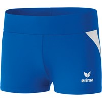 Erima Hotpants Dames - Royal / Wit