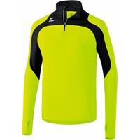 Erima Race Line Running Longsleeve - Neongeel / Zwart