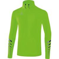 Erima Race Line 2.0 Running Longsleeve Kinderen - Green Gecco