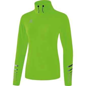 Picture of Erima Race Line 2.0 Running Longsleeve Dames - Green Gecco
