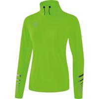 Erima Race Line 2.0 Running Longsleeve Dames - Green Gecco