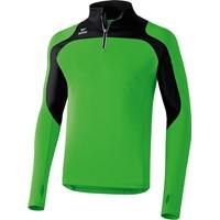 Erima Race Line Running Longsleeve - Green / Zwart