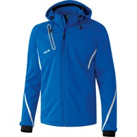 Erima Function Softshell Jas - Wit / Royal