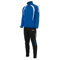 Hummel Team Trainingspak Polyester - Royal / Wit / Zwart