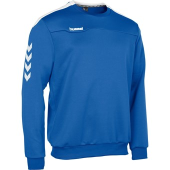 Picture of Hummel Valencia Top Round Neck Kinderen - Royal