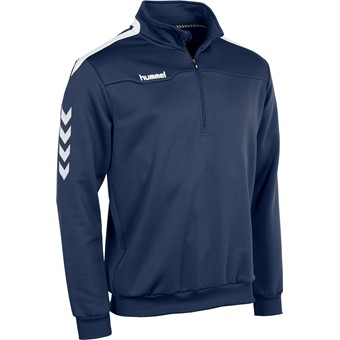 Picture of Hummel Valencia Ziptop Kinderen - Marine